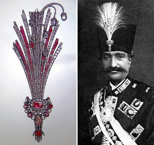 Mens jewelry from Iran
