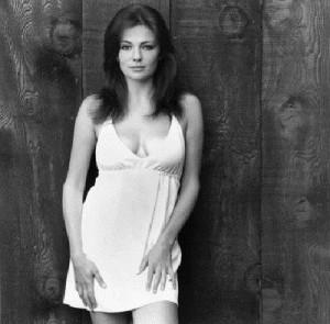 Movie actress Jacqueline Bisset