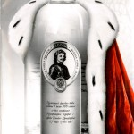 Vodka Faberge Imperial Collection