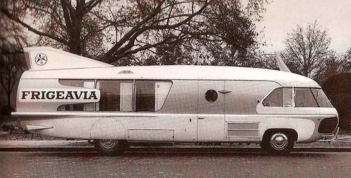 strangest bus designs