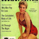 International magazine for women 'Cosmopolitan', 1955