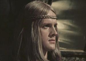 Scene from the film, Alexander Godunov