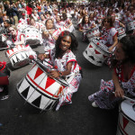 Leading role in the carnival is usually played by representatives of the British afro- carribean community, particularly people from the islands of Trinidad and Tobago