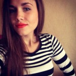 Beautiful Russian girl from St. Petersburg Tatyana Rybakova