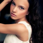 Beautiful Russian model Alexandra Dmitrieva