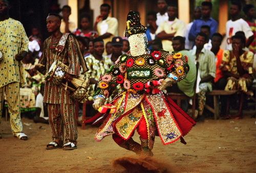 egungun festival and islam in nigeria