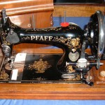 Pfaff 31 Vintage Sewing Machine