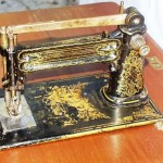 1858 Patent Williams & Orvis Treadle Sewing Machine
