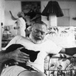Hemingway had an inexplicable affection for these creatures.