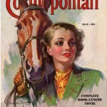 International magazine for women 'Cosmopolitan', 1937