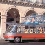 Paris tour operator Groupe Cityrama's bus