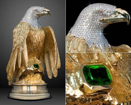 6-Million Golden Eagle goes to benefit Breast Cancer