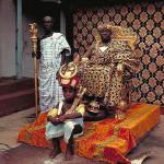 Oseadeyo Addo Dankwa III – King of Akropong-Akuapem (Ghana)