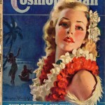 International magazine for women 'Cosmopolitan', 1939