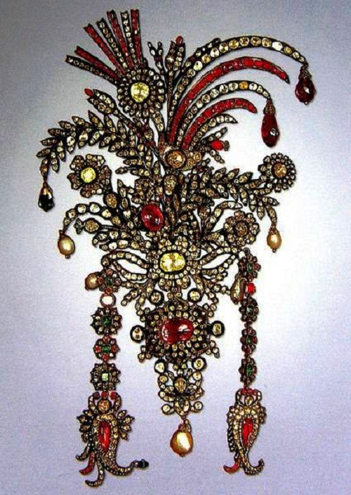 Iranian men jewelry