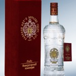 """""""Imperial Collection"""" vodka, a diamond in precious mounting, unique and inimitable"""