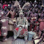 Naimi Mabiintsh Kok III - King of Cuba (Democratic Republic of Congo)