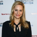 Athlete, actress, and fashion model Aimee Mullins