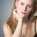 American athlete, actress, and fashion model Aimee Mullins