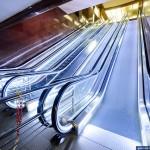 There are 16 escalators in the Kazan metro