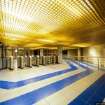 Opened in 2005 Kazan Metro