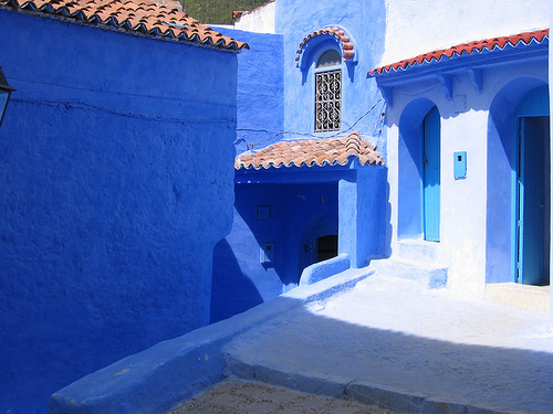 Chefchaouen Morocco Beautiful Blue City