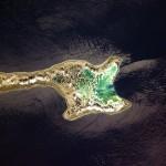 Beauty of Earth in photo by cosmonaut Fyodor Yurchikhin
