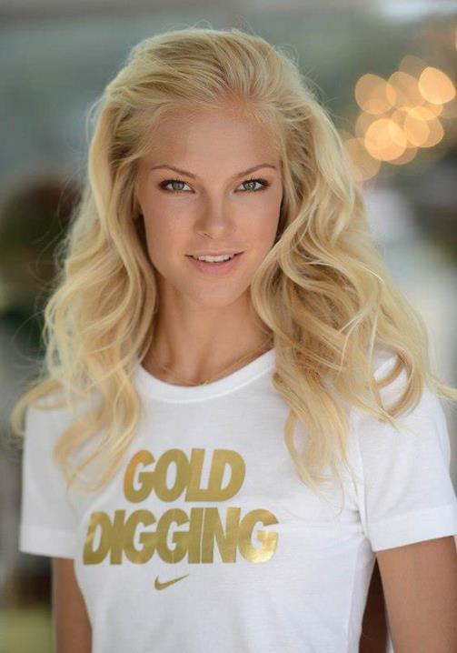 ... will save Darya Klishina long jumper and model - Beauty will save