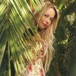 Stunningly beautiful actress Elena Korikova