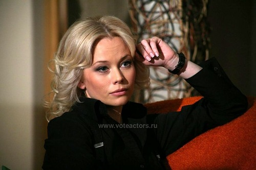 Elena Korikova Russian