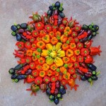 Wonderful Flower mandala