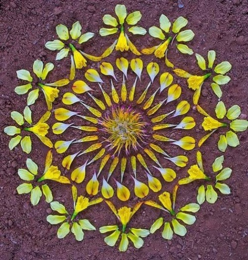 Art of Mandala by Kathy Klein