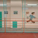 Interior. Gldani prison