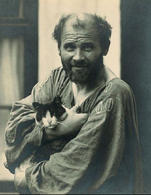 Gustav Klimt is 150