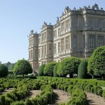 Landscape with Longleat House
