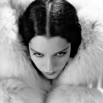 Brunette beauty American actress Lupe Velez