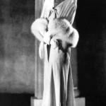 Model Maria Pavlova, nee Princess Volkonskaia, Paris, 1932