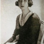 Model Princess Elizabeth Beloselskaya-Belozerskaya, nee Countess Grabbe, Paris, 1929
