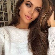New love of Alonso - Viktoria Odintsova