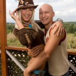 Olga Buzova and Roman Tretyakov