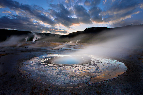 Earth Light by Richard Bernabe. Photo by American nature photographer