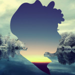 Silhouette landscapes Young Boys by Aritz Bermudez