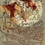 Amber Edgar. Illustration by American artist Teagan White