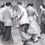 The Stroll - one of the most popular dances of the 50s