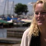 The only woman among the independent members, was Philippine Aanholt van that will take part in competitions in sailing