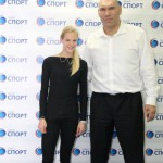 Valuev and Klishina
