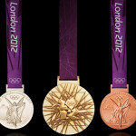 The London Olympics will award the winners with the heaviest set of medals in the history – to 400 grams per each breast