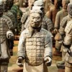 Amazing terracotta warriors
