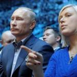 Vladimir Putin and Natascha