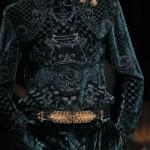 Gorgeous outfit, Faberge renaissance